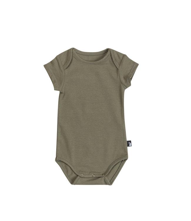 Mies & CO Bodysuit s/s uni Dusty Olive