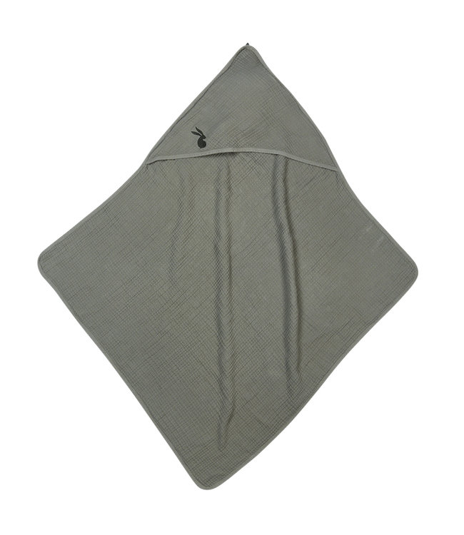 Mies & CO Bathcape Uni Dusty Olive