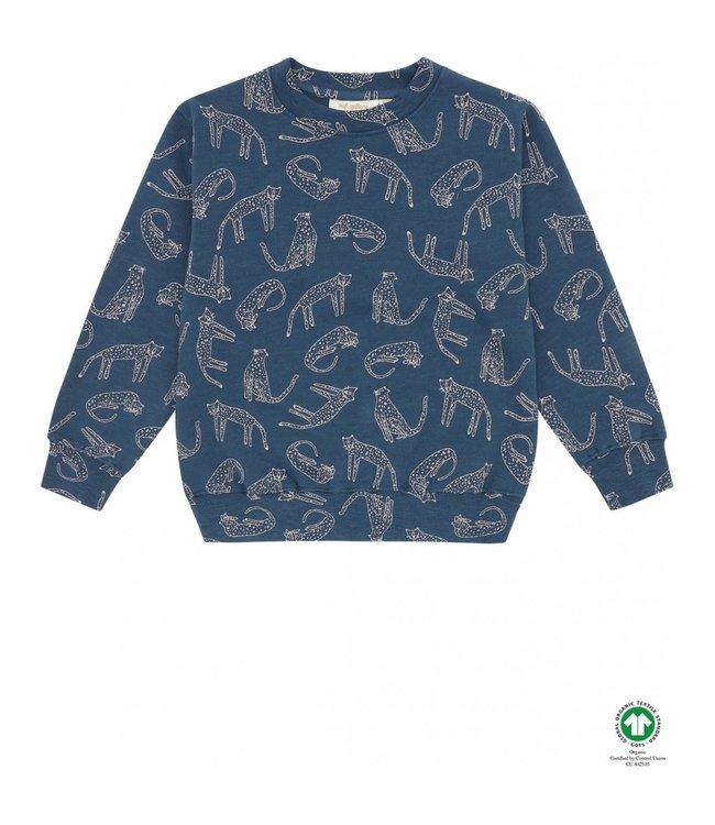 Soft Gallery Baptiste Sweatshirt Majolica Blue