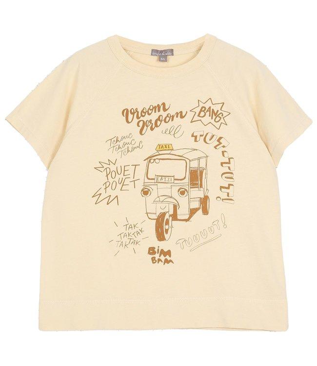 Emile et Ida T-shirt S103A Vanille