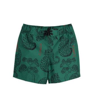 Mini Rodini Tigers swim short Green