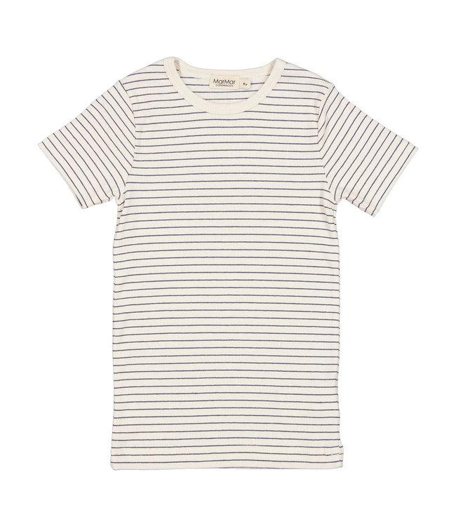 MarMar Copenhagen T-shirt Tago Blue stripe
