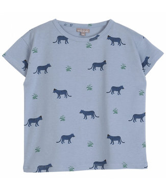 Emile et Ida T-shirt S109 Mousson Tigre