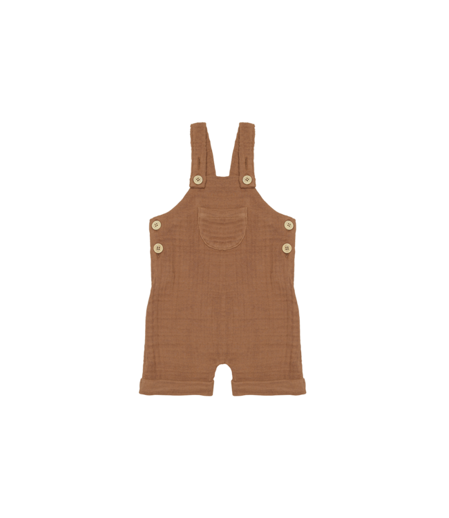 House of Jamie Relaxed dungaree Burnt Ginger