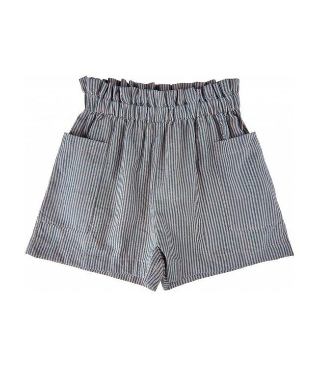 Soft Gallery Hella shorts stripe