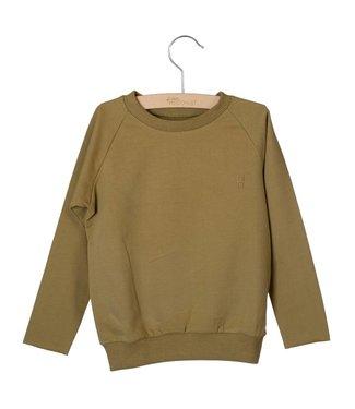 Little Hedonist Caecilia sweater Antique Bronze