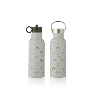 Liewood Neo water bottle Panda dove blue mix