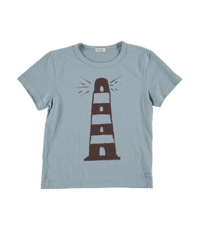 Picnik T-shirt Joan Lighthouse