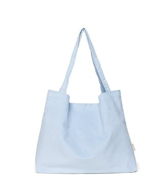 Studio Noos Mom-bag Baby blue rib