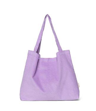 Studio Noos Mom-bag Lilac Rib