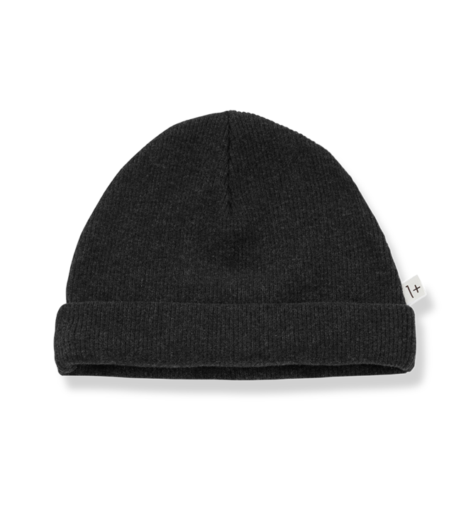1 + in the family Ivo beanie Charcoal
