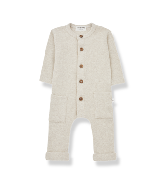 1 + in the family Milos jumpsuit Alabaster