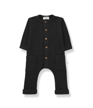 1 + in the family Milos jumpsuit Charcoal