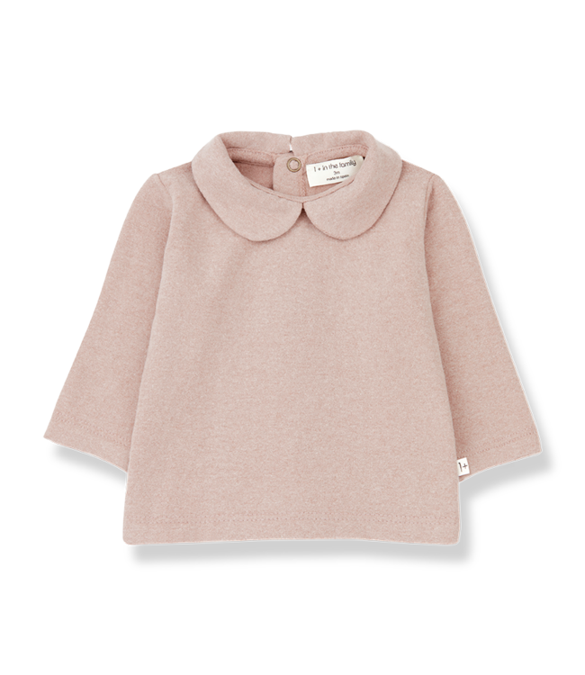 1 + in the family Angelica blouse Rose