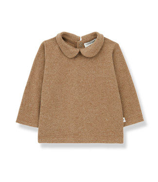 1 + in the family Angelica blouse Brandy