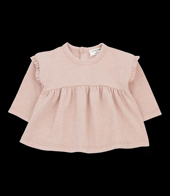 1 + in the family Neus blouse Rose