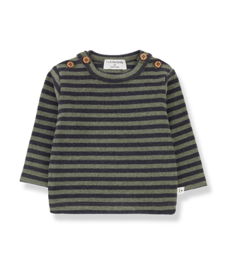 1 + in the family Sandro shirt Olive