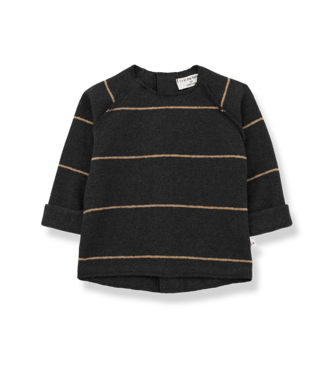 1 + in the family Gaspard sweater Charcoal