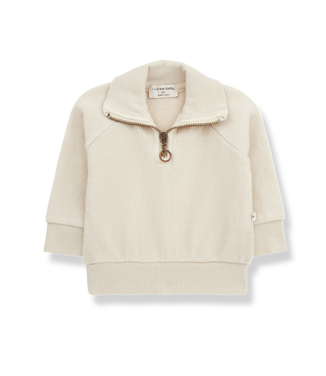 1 + in the family William sweater Alabaster