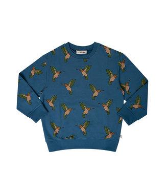 CarlijnQ Hummingbird sweater