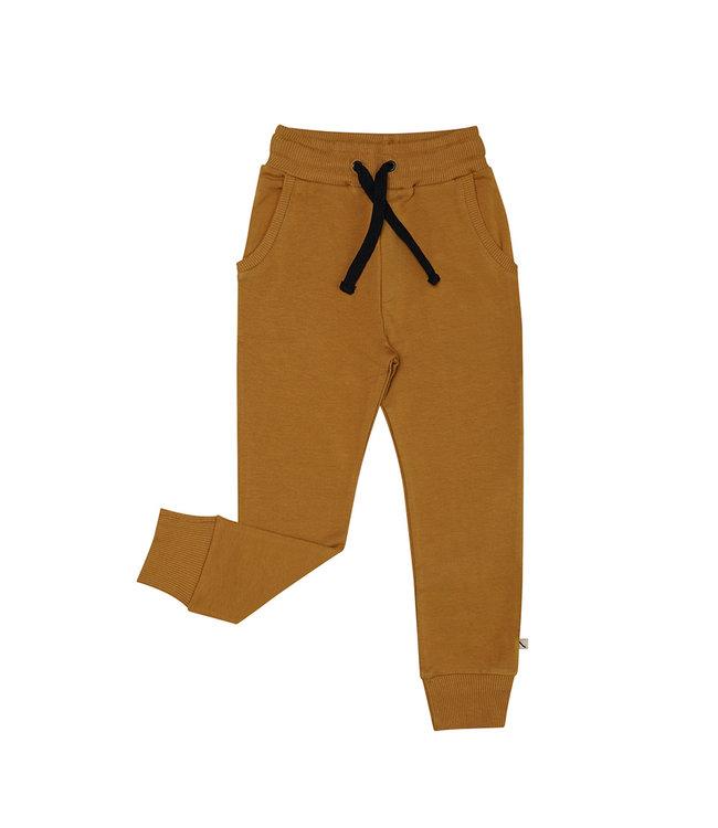 CarlijnQ Basics Chipmunk sweatpants