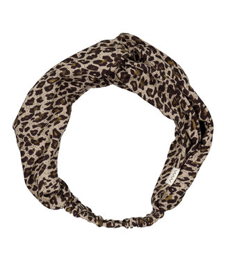 MarMar Copenhagen Leo Anika hairband Sandstone leo