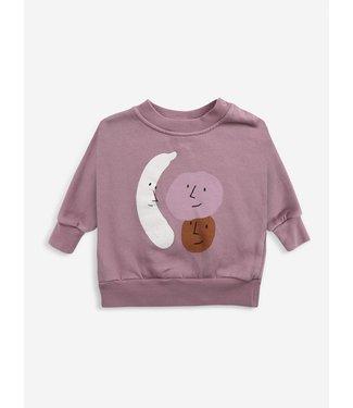 Bobo Choses Fruits sweatshirt baby