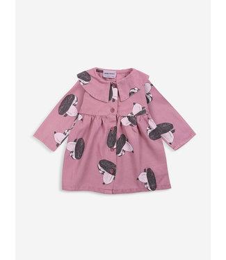 Bobo Choses Doggie buttoned dress