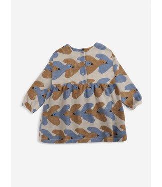 Bobo Choses Birds all over dress