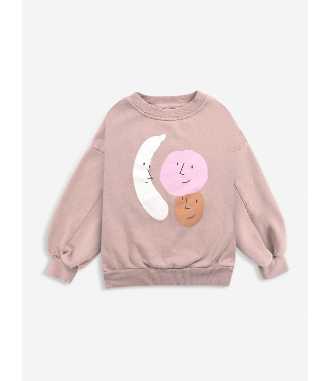 Bobo Choses Fruits sweatshirt