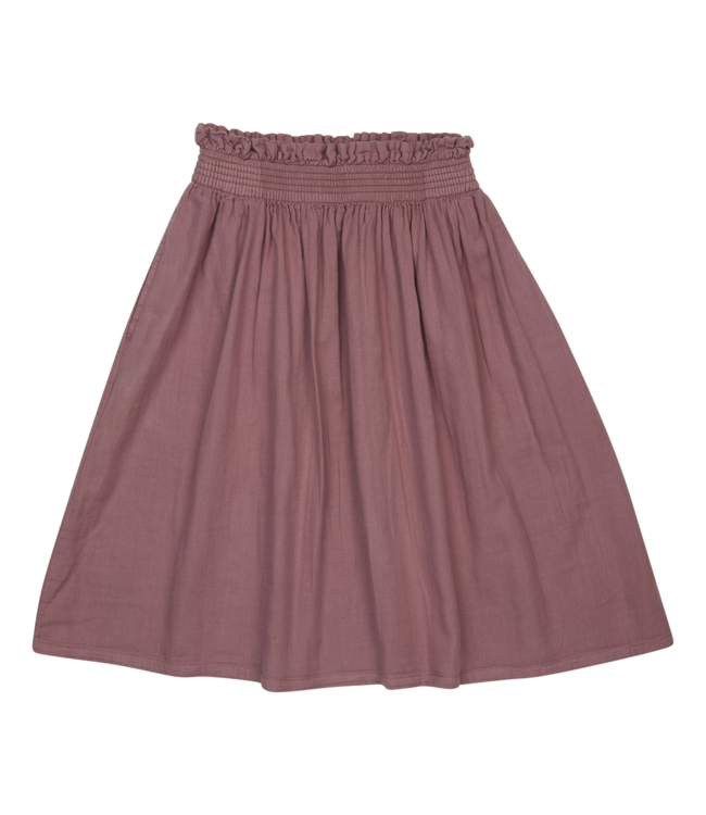 Blossom Kids Midi skirt Dusty Violet