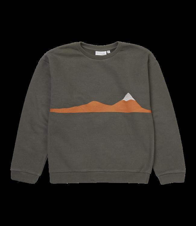 Blossom Kids Sweater Snowy mountain