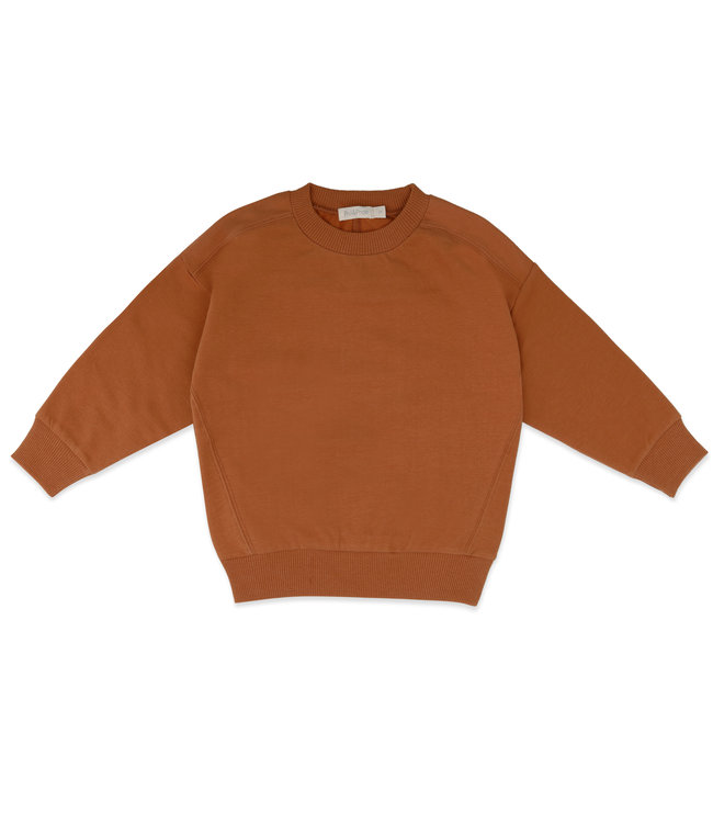 Phil&Phae Oversized sweater Gingerbread