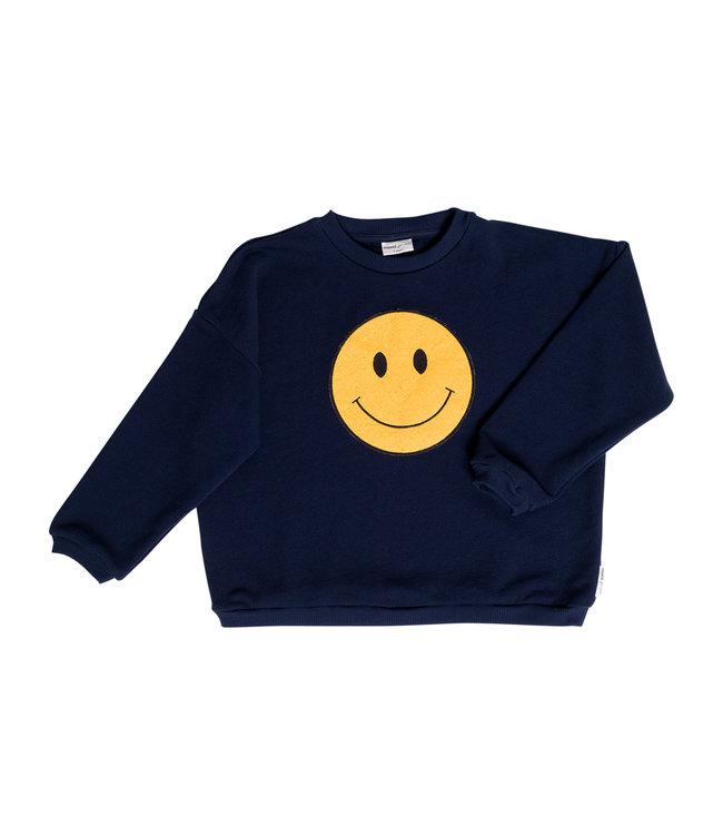 Maed for mini Winkey Whale sweatshirt