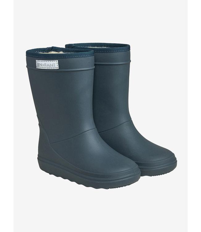 EN FANT Thermo boots Dark Slate
