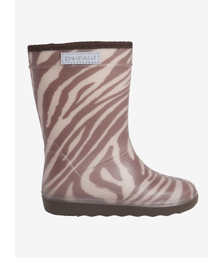 EN FANT Thermo boots Zebra