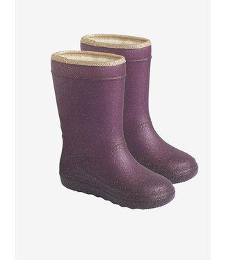 EN FANT Thermo boots Vineyard wine glitter