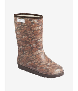 EN FANT Thermo boots Chestnut