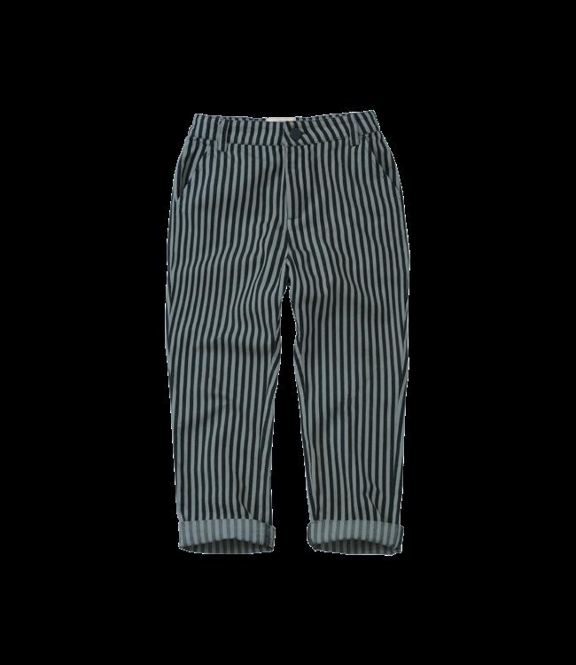 Sproet & Sprout Chino stripe Black