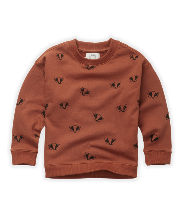Sproet & Sprout Sweatshirt Badger Auburn