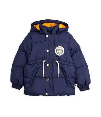 Mini Rodini Polar bear patch puffer jacket