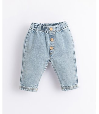Play Up Play Up Denim Trousers