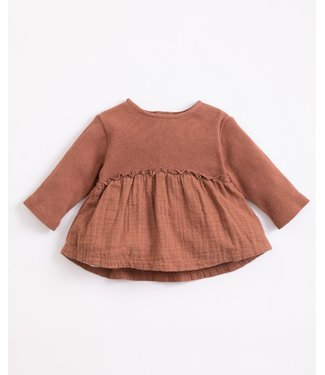 Play Up Play Up mixed Tunic Sanguine