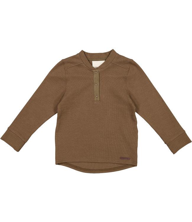 MarMar Copenhagen Tavs shirt light dubble jersey Earth