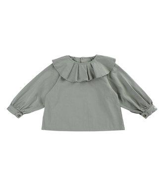 Donsje Nadine blouse Sage