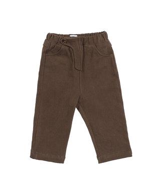 Donsje Beekie trouser Dark Brown