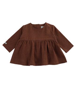 Donsje Maxime dress Rust