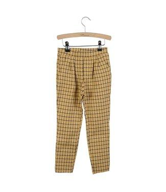 Little Hedonist Pleated trouser Kobus Jacquard