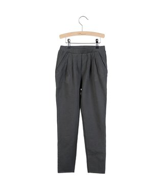 Little Hedonist Pleated trouser Kobus Pirate black
