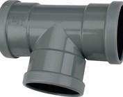 Afvoerbuis/ koppelingen PVC schuif - systeem